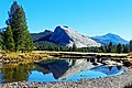 Lembert Dome Reflection, Tuolumne River, Yosemite 10-8-18 (44684679374).jpg