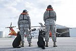 Lending a paw, Coast Guard helps Air Force military working dogs get acclimated 160729-G-RD093-042.jpg