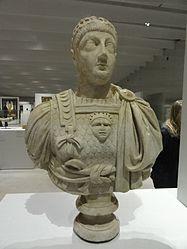 Français: Prince de la famille de l'empreur d'Orient Théodore II (408-450)