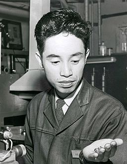 Leo Esaki 1959