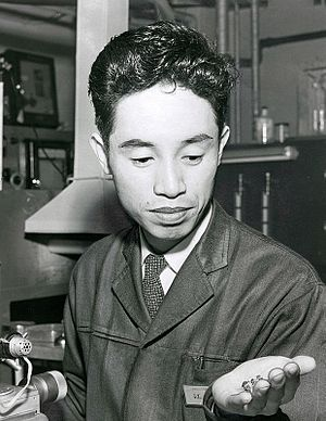 Leo Esaki - Leo Esaki in 1959