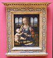 Leonardo da Vinci - Madonna with clove (frame).jpg