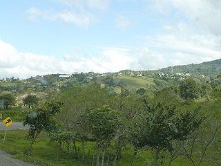 Lepaera Municipality in Lempira, Honduras