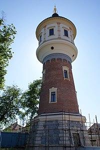 Libeň water tower 01.JPG