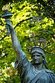 Liberty Enlightening the World, Jardin du Luxembourg, Paris 2011.jpg