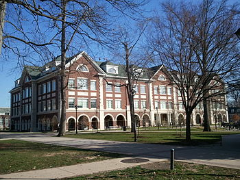 English: TCNJ Library