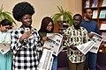 Library of TNMU - The Мед Voice newspaper presentation - 20021929.jpg