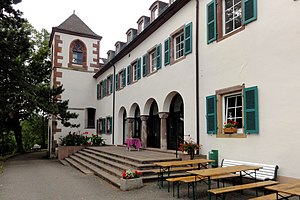 Protestant Church of Augsburg Confession of Alsace and Lorraine - Liebfrauenberg Convent used as Lutheran convention venue