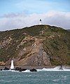 Lighthouses approaching Wellington (30962875503).jpg
