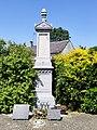 Lignières-Châtelain - Monument aux morts - IMG 20190629 115422 03.jpg