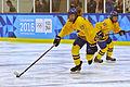 Lillehammer 2016 - Women hockey - Sweden vs Switzerland 12.jpg
