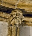 Lincoln Cathedral Slype Roof Boss, north end (38433156060).jpg