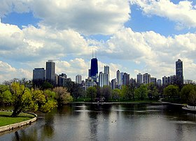 Image illustrative de l'article Lincoln Park (parc de Chicago)