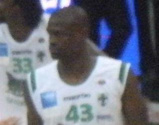 Linton Johnson American basketball player