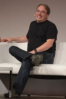 LinuxCon Europe Linus Torvalds 03.jpg