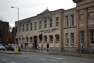Liverpool Medical Institution - Image: Liverpool Medical Institution 2