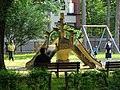 Locals at Play - Tokiwa Park - Asahikawa - Hokkaido - Japan (48018183952).jpg