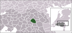 Location of Veghel
