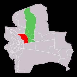 San Julián Municipality, Santa Cruz Municipality in Bolivia