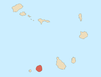 Location of Fogo