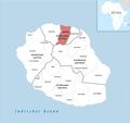 Locator map of Sainte-Marie 2018.png