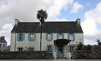 Locmélar (29) Mairie.JPG