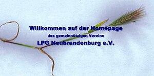 LPG (American band) - Image: Logo LPG Landschafts und Freiraum Planun G Neubrandenburg