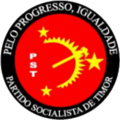 Logo of the Socialist Party of Timor.png