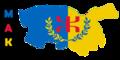 Logo officiel du Mouvement pour l'autodétermination de la Kabylie (MAK).png