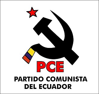 Communist Party of Ecuador - Image: Logo pce