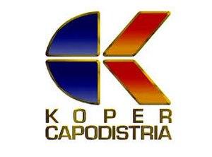 TV Koper-Capodistria - Image: Logo tv kc