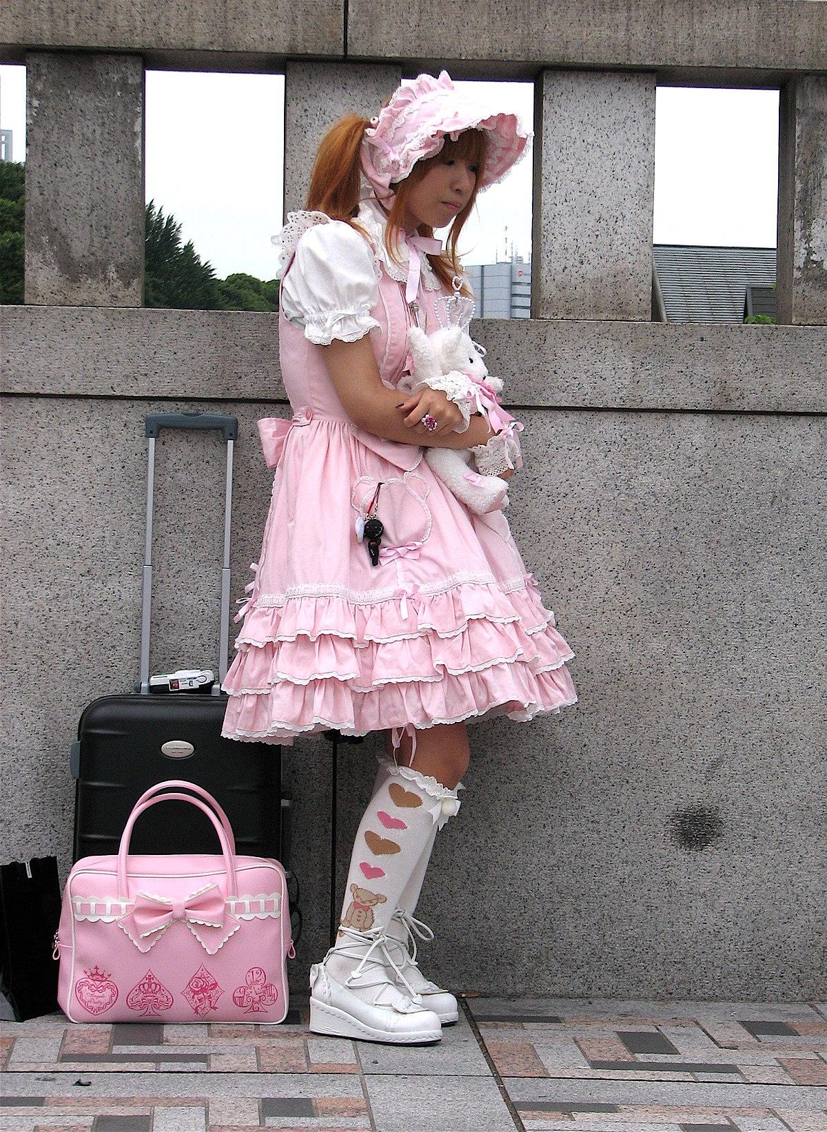 Otome Girl Fashion