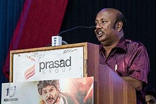 Lollu Sabha Manohar Indian comedian and actor