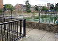 London, disused Dock No 3 at Woolwich Dockyard 01.jpg