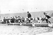 London 1908 Swimming