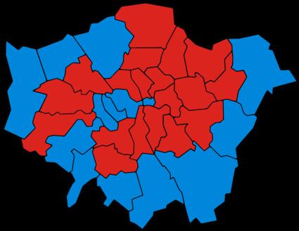2016 London Mayoral Election Wikipedia