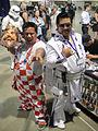 Long Beach Comic & Horror Con 2011 - zombie Bob's Big Boy and Jedi Elvis (6301171603).jpg