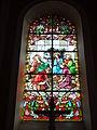 Longuenesse (Pas-de-Calais, Fr) église Saint-Quentin, vitrail 03.JPG