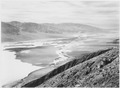 "Looking across desert toward mountains, ""Death Valley National Monument,"" California., 1933 - 1942 - NARA - 519853.tif"