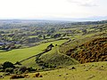 Looking north from edge of Mynydd Egryn - May 2013 - panoramio.jpg