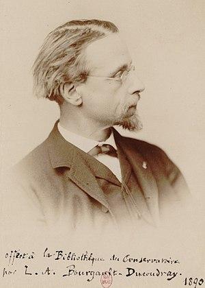Bourgault-Ducoudray, Louis Albert (1840-1910)