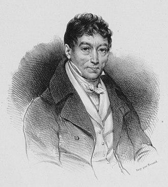 Louis Adam - Louis Adam, about 1810.