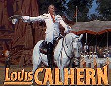 Louis Calhern in Anna prendi il fucile