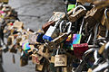 Love padlocks in Florence (5771162951).jpg