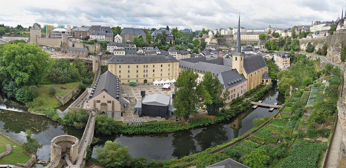 Liste des monuments nationaux du luxembourg wikip dia - Comment aller au jardin du luxembourg ...