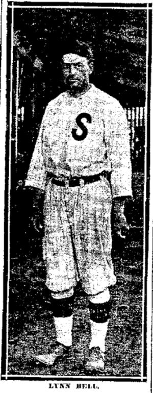 Lynn Bell - Bell with Scranton, 1914