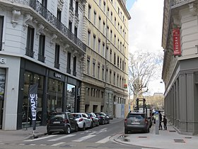 Image illustrative de l'article Rue Jussieu (Lyon)