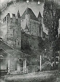 Pioneering Swiss photographer