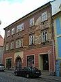 Měšťanský dům, Dlouhá 443-17, Cheb.JPG