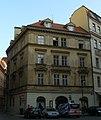 Měšťanský dům U Černé koule (U Kuklíků) (Staré Město), Praha 1, Dlouhá 4, Staré Město.JPG